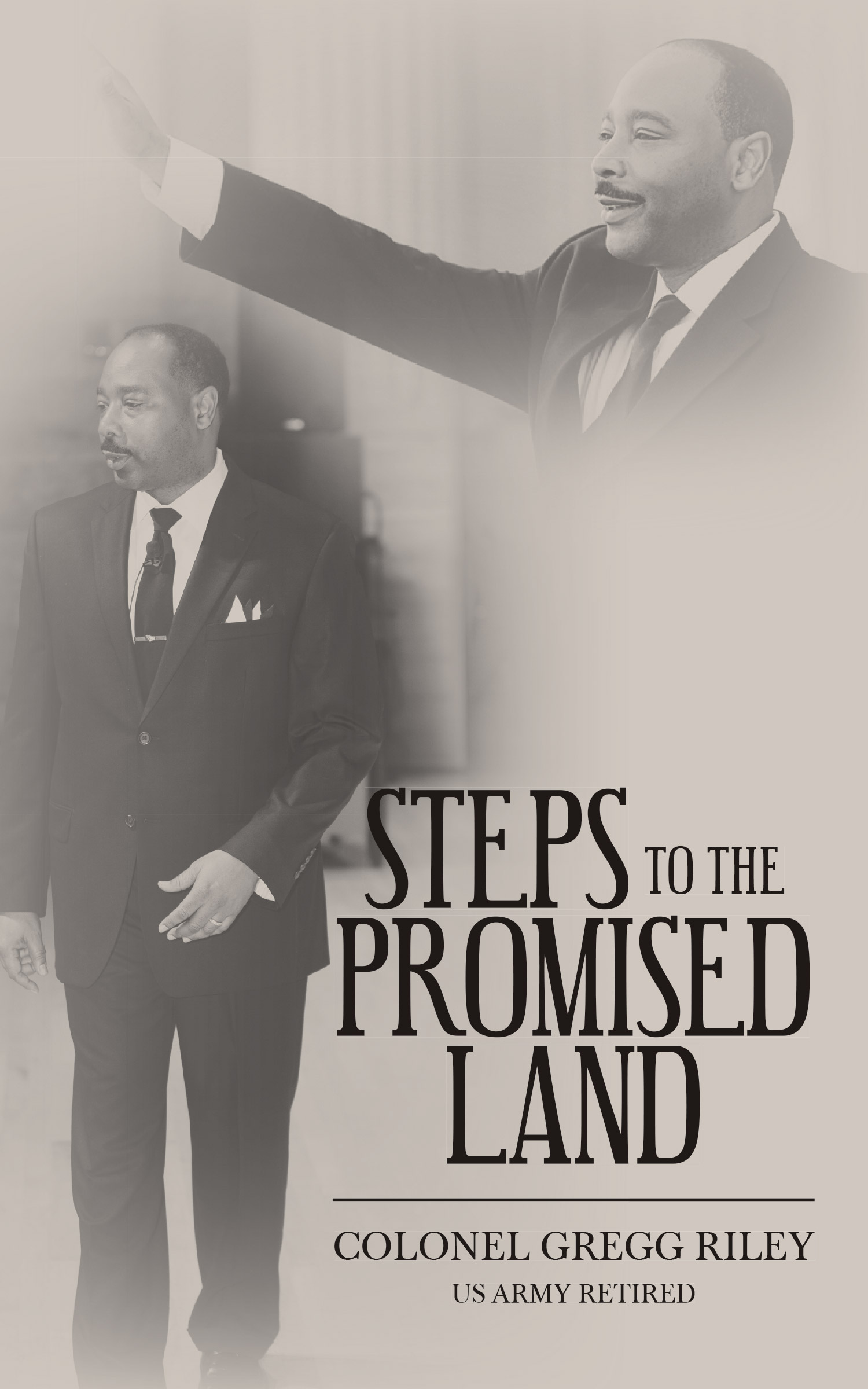 Steps to the Promised Land Front Cover